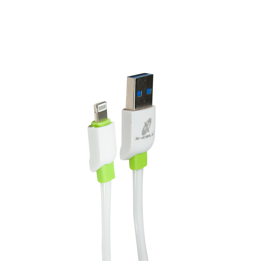 CABO USB PARA IPHONE/IPAD E IPOD 3.0A X-CELL XC-CD-59