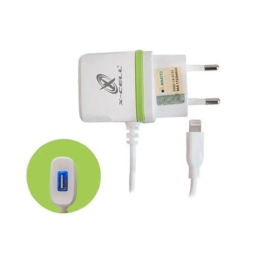 CARREGADOR PARA CELULAR USB IPHONE 5/6 X-CELL XC-IPH-6-USB