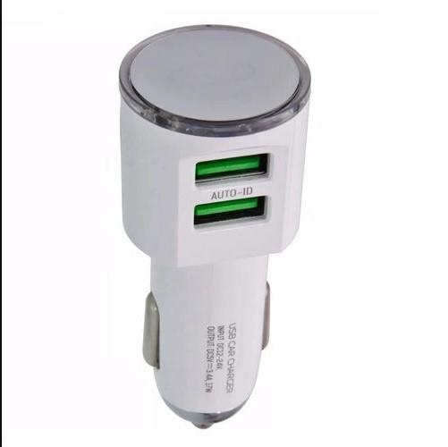 CARREGADOR VEICULAR USB 4.0A 02 PORTAS X-CELL XC-V11USB