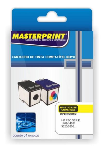 CARTUCHO DE TINTA HP 564 20ML PRETO MASTERPRINT