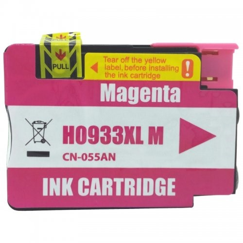 CARTUCHO DE TINTA HP 933XL 14ML MAGENTA MASTERPRINT