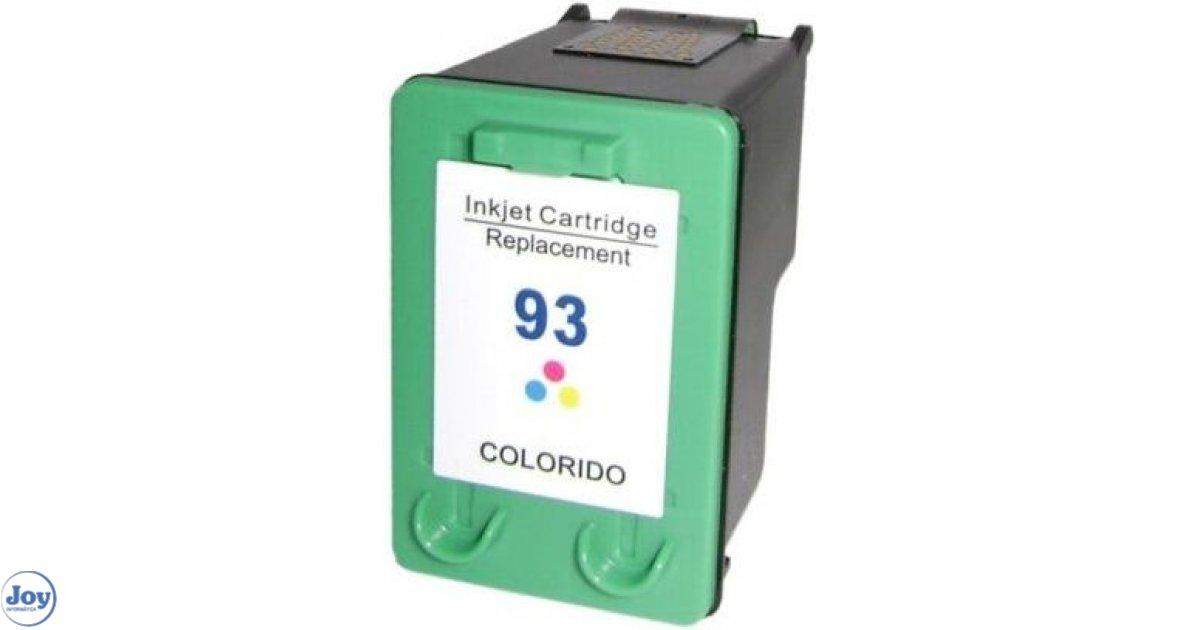 CARTUCHO DE TINTA MASTERPRINT COLOR HP 93