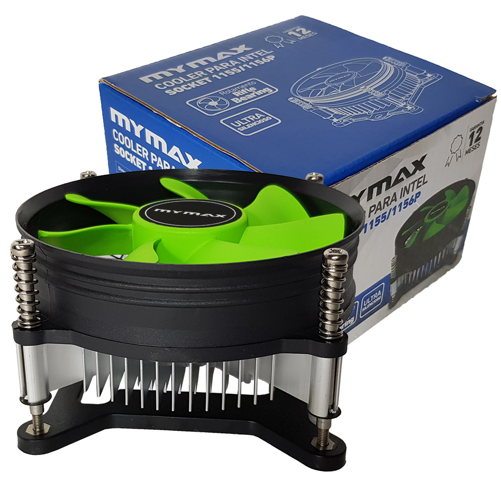 COOLER PARA INTEL MYMAX SOCKET 1155/1156/1151/1150 MYC/TX900