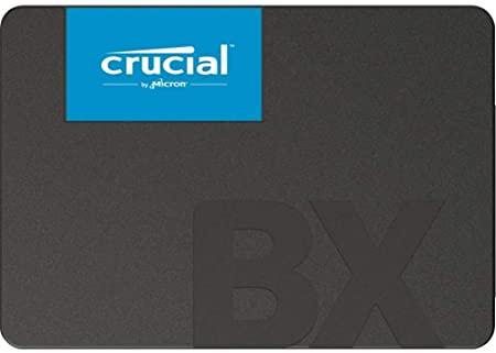 DRIVE SSD INTERNO 2,5 1 TERA SATA 6GB CRUCIAL BX500