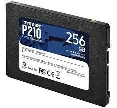 DRIVE SSD INTERNO 2.5 256GB SATA III PATRIOT P210