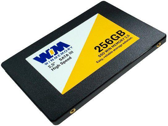 DRIVE SSD INTERNO 2.5 256GB SATA III WIN MEMORY