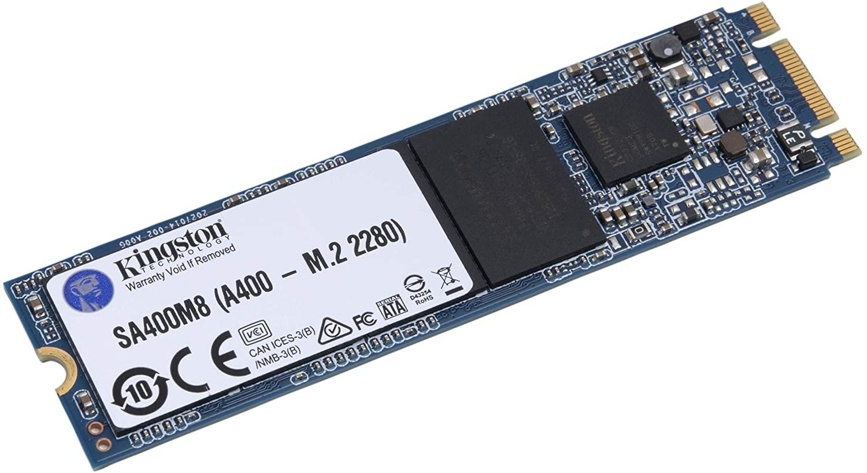 DRIVE SSD INTERNO 2.5 480GB SATA 3 M.2 A400 KINGSTON