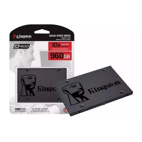 DRIVE SSD INTERNO 2.5 960GB SATA 3 KINGSTON SA400S37