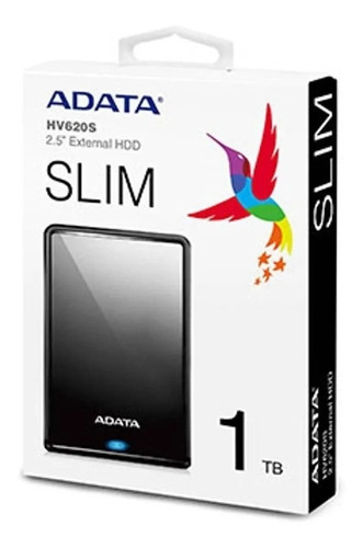 HD EXTERNO 1TB USB 3.2 ADATA HV620S