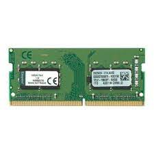 MEMORIA DDR4 04GB 2400 CL17 P/ NOTEBOOK KINGSTON