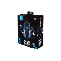 MOUSE GAMER WIRELESS RECARREGÁVEL 1600DPI HOOPSON GXW-900