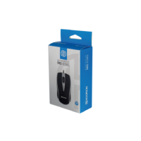 MOUSE USB 1000DPI HOOPSON MS-038 PRETO/PRATA