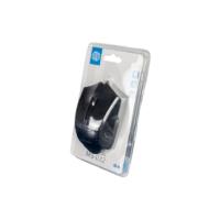MOUSE USB ERGONOMICO 1000DPI HOOPSON MS-032 PRETO