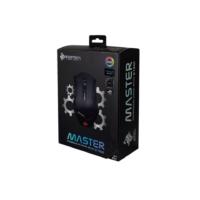 MOUSE USB GAMER 5000DPI RGB MASTER HOOPSON GT-850