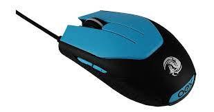 MOUSE USB GAMER BLAZE 3200DPI OEX MS-311 PRETO/AZUL