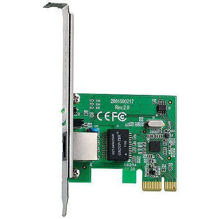 PLACA DE REDE PCI-E 10/100/1000 TP-LINK TG-3468