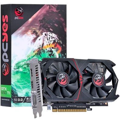 PLACA DE VIDEO GTX 650TI 02GB 128BITS DDR5 PCYES