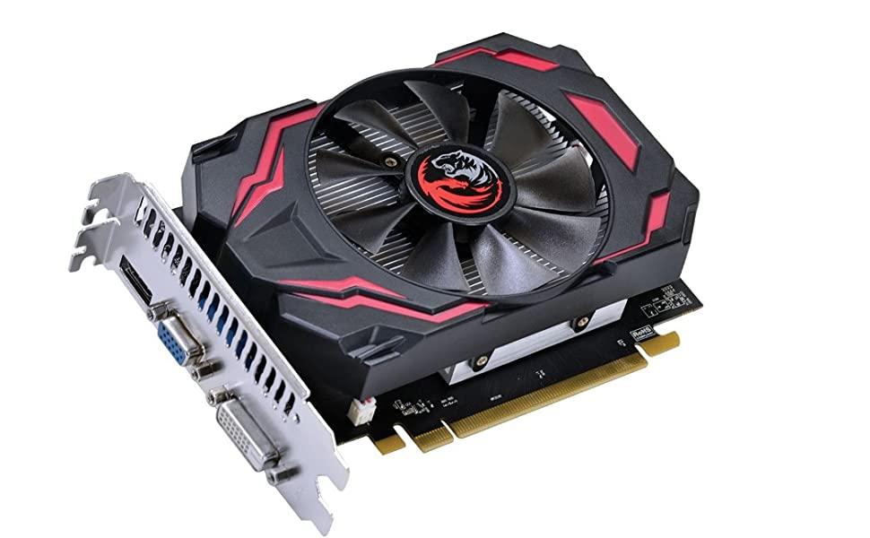 PLACA DE VIDEO PCI-E 2.1 ATI RADEON R7 240 04GB DDR3 128BITS