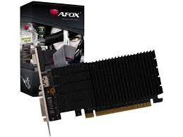 PLACA DE VIDEO PCI-E GALAX GT 710 01GB DDR3 64BITS AFOX AF710-1024D3L8
