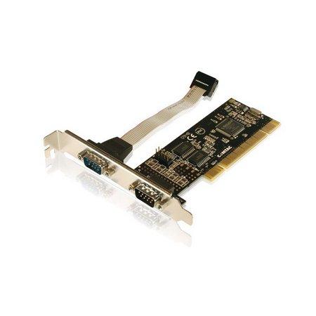 PLACA PCI 2 PORTAS SERIAIS COMTAC 9015