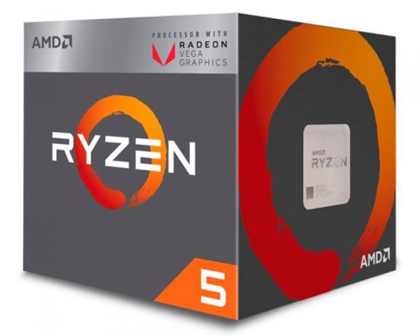 PROCESSADOR AMD RYZEN 5 3400G 4.2GHZ 8MB SOCKET AM4