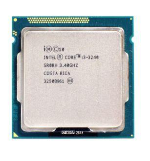 PROCESSADOR INTEL CORE I3 3240 3.4GHZ 3MB SK-1155 S/COOLER O&M