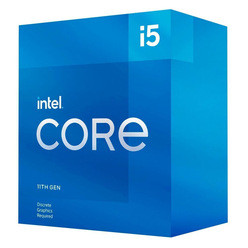 PROCESSADOR INTEL CORE I5 11400F 2.6GHZ 12MB BOX LGA-1200
