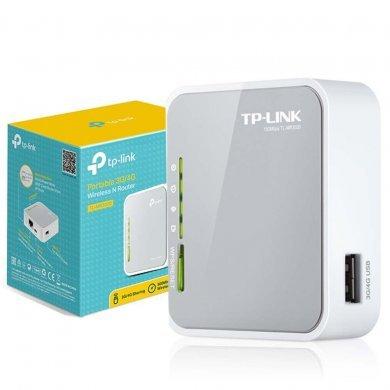 ROTEADOR 3G/4G WIRELESS NANO 150MBPS TP-LINK TL-MR3020
