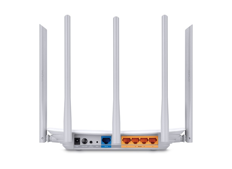 ROTEADOR WIRELESS DUAL BAND ARCHER C60 AC1350MBPS TP-LINK