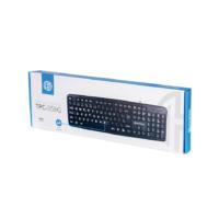 TECLADO USB HOOPSON TPC-058G PRETO