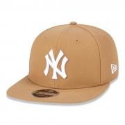 Boné New Era 9fifty Mlb New York Yankees Bege