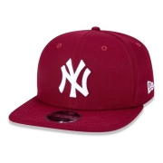 Boné New Era 9fifty Mlb New York Yankees Bordo
