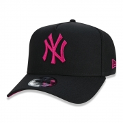 Boné New Era 9forty A-frame New York Yankees Preto