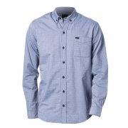 Camisa Rip Curl Etch Azul