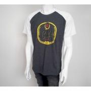 Camiseta Code Label Mescla - P e G