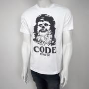 Camiseta Code Revolucion Branco - P