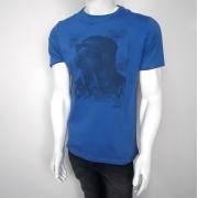 Camiseta Hurley Silk 630030 Azul - P