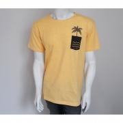 Camiseta Rip Curl CTS040106 Amarela - GG