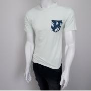 Camiseta Vans Peace Verde - P