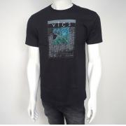 Camiseta VLCS Básica Preto - P