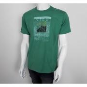Camiseta VLCS Básica Verde - M