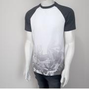 Camiseta WG Silk 336108 Branco - P