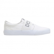 Tênis DC Shoes Trase TX White