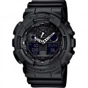 Relógio Casio G-Shock Anadigi Esportivo Preto