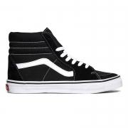 Tênis Vans Sk8 Hi Black White
