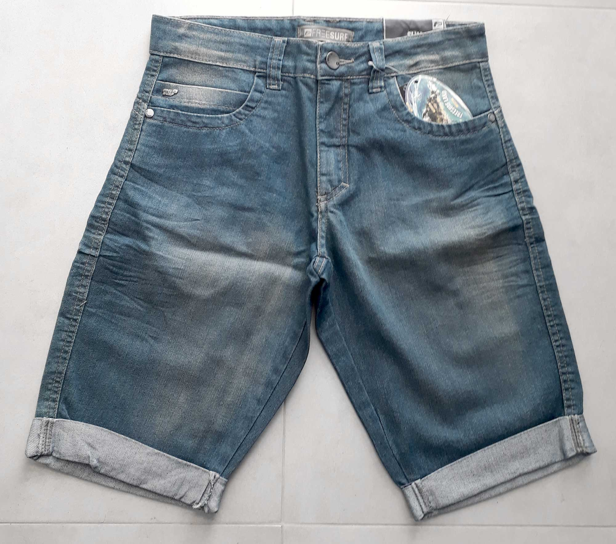 Bermuda Jeans Freesurf Paddang - 36, 40, 42