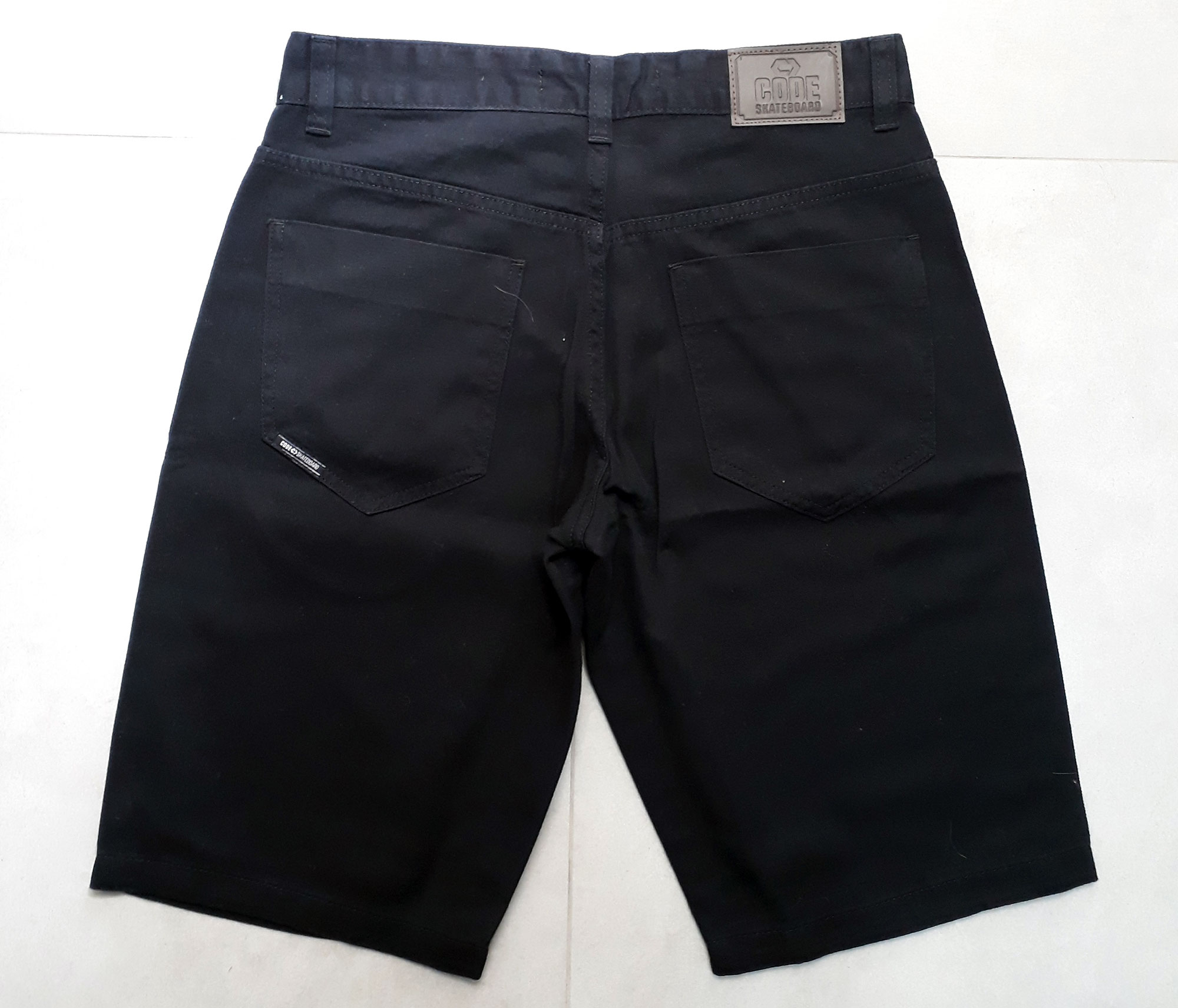 Bermuda Walk Code Cotton - 38
