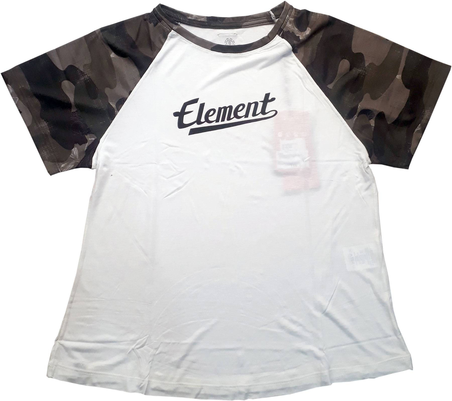 Blusinha Element Camo Girl