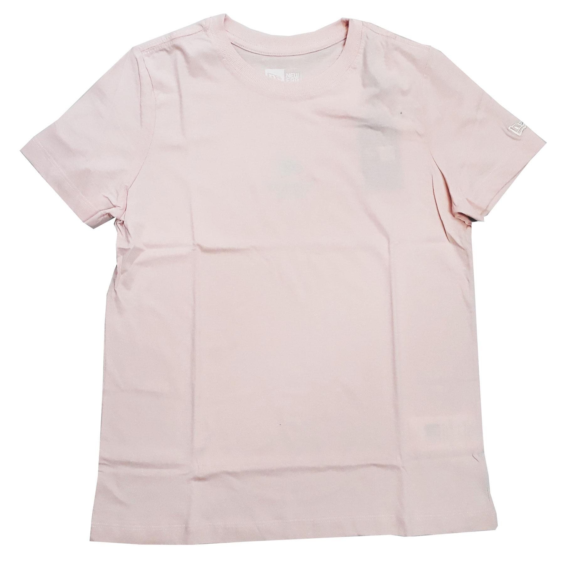 Blusinha New Era Brand Rosa
