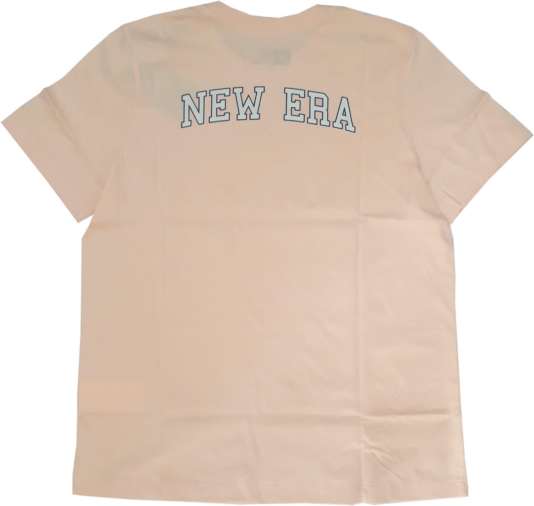 Blusinha New Era Brand Laranja